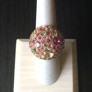 VERY RARE Chloe+Isabel statement ring.